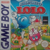 Adventures of Lolo Box Art