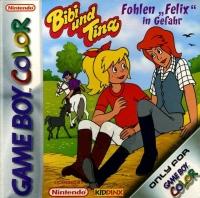 Bibi und Tina: Fohlen Felix in Gefahr! Box Art