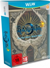 Bayonetta 2 - First Print Edition Box Art