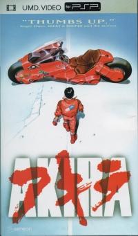 Akira Box Art