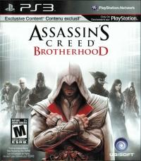 Assassin's Creed Brotherhood Box Art