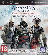 Assassin's Creed: Birth of a New World - The American Saga Box Art