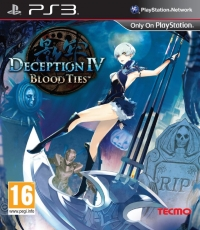 Deception IV: Blood Ties Box Art