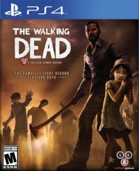 Walking Dead, The: The Complete First Season Box Art
