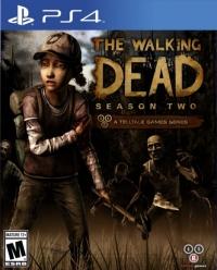 Walking Dead, The: Season Two Box Art