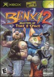 Blinx 2: Masters of Time & Space Box Art