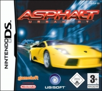 Asphalt: Urban GT Box Art