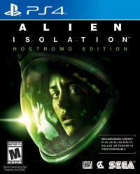 Alien: Isolation - Nostromo Edition Box Art