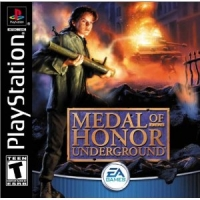 Medal of Honor: Underground Box Art