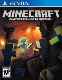 Minecraft: Playstation Vita Edition Box Art