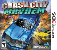 Crash City Mayhem Box Art