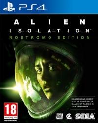 Alien: Isolation - Nostromo Edition Box Art