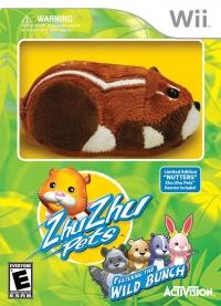 ZhuZhu Pets: Featuring The Wild Bunch - Limited Edition Box Art