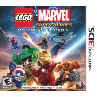LEGO Marvel Super Heroes: Universe in Peril Box Art