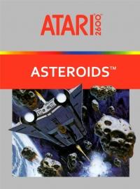 Asteroids (Picture Label) Box Art