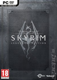 Elder Scrolls V, The: Skyrim - Legendary Edition Box Art