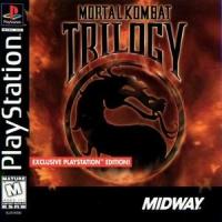 Mortal Kombat Trilogy Box Art