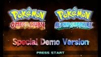 Pokémon: Omega Ruby & Alpha Sapphire - Special Demo Version Box Art