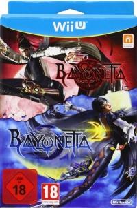 Bayonetta + Bayonetta 2 - Special Edition Box Art