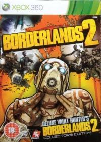 Borderlands 2 - Vault Hunter Edition Box Art
