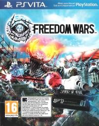 Freedom Wars Box Art