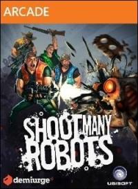 Shoot Many Robots Box Art