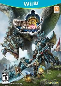 Monster Hunter 3 Ultimate Box Art