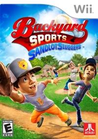 Backyard Sports: Sandlot Sluggers Box Art