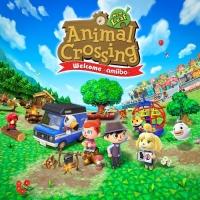 Animal Crossing: New Leaf - Welcome amiibo Box Art