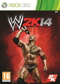 WWE 2K14 Box Art