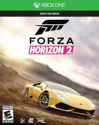 Forza Horizon 2 Box Art
