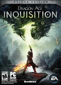 Dragon Age: Inquisition - Deluxe Edition Box Art