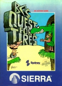 B.C.'s Quest For Tires Box Art