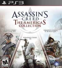 Assassin's Creed: The Americas Collection Box Art