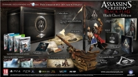 Assassin's Creed IV : Black Flag - Black Chest Edition Box Art