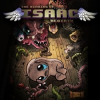 Binding of Isaac, The: Rebirth Box Art