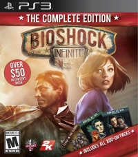 BioShock Infinite - The Complete Edition Box Art