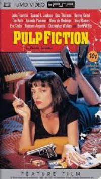 Pulp Fiction Box Art
