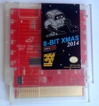 8-Bit Xmas 2014 Box Art