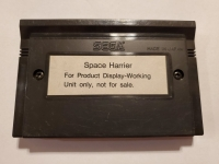 Space Harrier (Not for Resale) Box Art