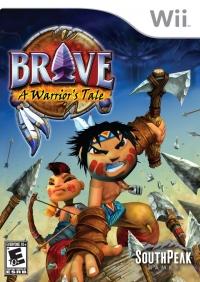Brave: A Warrior's Tale Box Art
