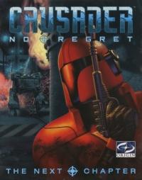 Crusader: No Regret Box Art