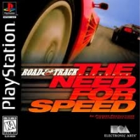 Road & Track Presents: The Need for Speed Box Art