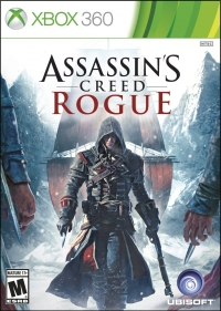 Assassin's Creed: Rogue Box Art