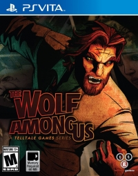 Wolf Among Us, The Box Art
