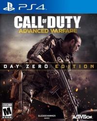 Call of Duty: Advanced Warfare - Day Zero Edition Box Art