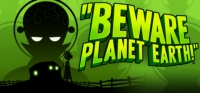 Beware Planet Earth Box Art