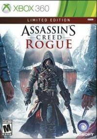 Assassin's Creed: Rogue - Limited Edition Box Art