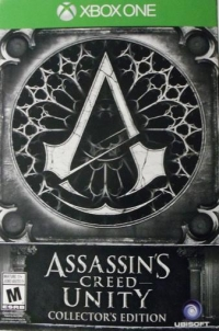 Assassin's Creed: Unity - Collector's Edition Box Art