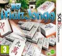 3D MahJongg Box Art